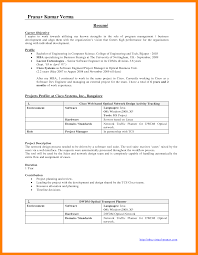 6 Indian Curriculum Vitae Format Pdf Emt Resume