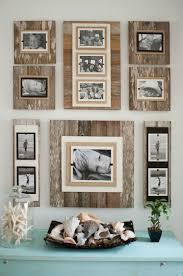 Decor Ideas. Reclaimed wood frames. Handcrafted in the USA. | frame  displays | Pinterest | Woods, Collage and House