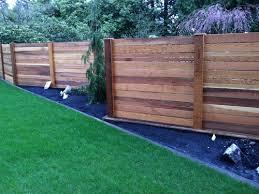 fences. Contemporary Fences Premium Quality Custom Fence Throughout Fences E