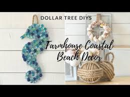 dollar tree diy farmhouse coastal beach