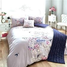 queen size duvet cover pineapple flamingo grey winter sets flannel