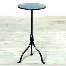 sophisticated small metal side table patio side table metal small metal side table white metal side