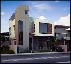 Exterior Design Homes - Modern exterior home