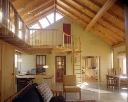 Small Picture interior Natural Nice Design Of The Modern Cabin Design That Has