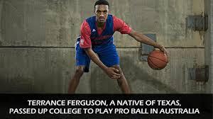 Bucks Draft Profile: Terrance Ferguson ...