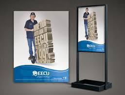 eecu move your auto loan poster