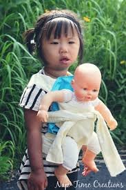 Baby Doll Carrier Pattern Interesting Inspiration Ideas