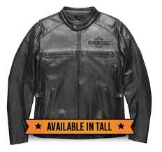 harley davidson men s votary leather jacket lighweight