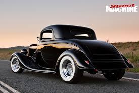 454CI 1934 FORD THREE-WINDOW COUPE | Street Machine