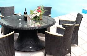 round outdoor table setting modern outdoor ideas medium size round outdoor table setting modern outdoor ideas