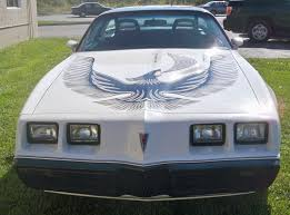 White,1981 Pontiac Trans Am Firebird, 1 of only 2000 made, only ...