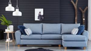 fabric sofas blue. Modren Blue Unique Light Blue Fabric Sofa 99 With Additional Sofas And Couches Set With  Intended 1