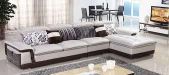 living room modern l shaped living room