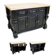 Distressed Black Kitchen Table Kitchen And Baths Crutcher Custom Homes