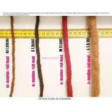 Hairitage Loc Bundle Handmade Locs