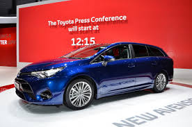 Toyota Avensis 2016 Review and Price - http://newcarsuv.net/toyota ...