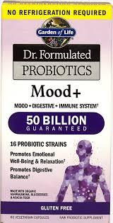 dr formulated probiotics mood