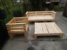 Reclaimed Pallet Furniture  101 Pallets a