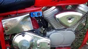 apc mini chopper youtube Mini Harley Scooter apc mini chopper