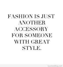 Fashion Quotes Best Top Fashion Quotes Pictures