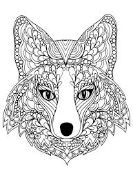 Animal Mandala Coloring Pages Animals Beautiful For Toddlers Free