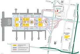 Lax Official Site Airport Terminal Map Airline Location Map