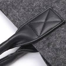 <b>Women</b> Felt Shopping Shoulder Storage Hand <b>Bag Handbag</b> ...