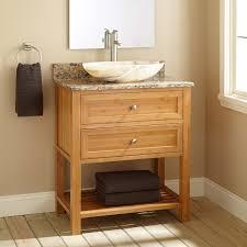 Pine Bathroom Cabinet Wood Vessel Sink Vanity Pine Bathroom Vanities Bathroom Pine Wood