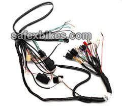 wiring harness bullet electra 2004 model kh swiss motorcycle click to zoom image of wiring harness bullet electra 2004 model kh