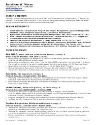 Resume Objective For Management Tributetowayne Unique Resume For Management Position