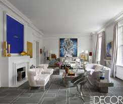 modern living room with fireplace. Delighful Fireplace Inside Modern Living Room With Fireplace