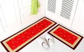 red kitchen rug medium size of target rug runners modern gray clearance kitchen galley design red