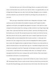 essay student question list and describe your level of  3 pages essay college