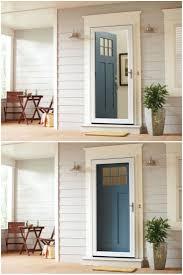 Door : Painted Storm Door Awesome Storm Door Screen Replacement ...