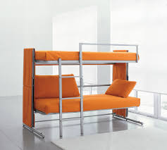 DOC a sofa bed that converts in to a bunk bed in two secounds