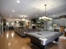 basement ideas for family. Basement Decorating Ideas   Family Game Room For A