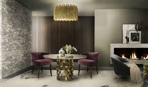 modern interior design dining room. Plain Room 10 Dining Room Interior Design With Modern Tables 2 Dining Room  Interior Design With