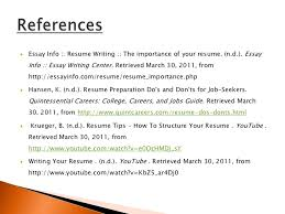 resume do s and don t s essay info resume writing