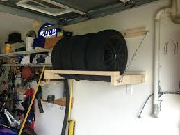 wall mount tire rack wall mounted tire rack plans