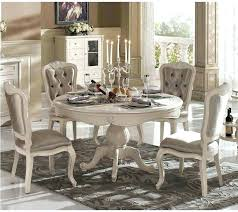 cool round country dining table white round country kitchen tables elegant french country dining table home