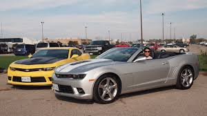 Review: 2015 Chevrolet Camaro SS Convertible | Canadian Auto Review