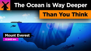 <b>The Ocean is</b> Way Deeper Than You Think - YouTube