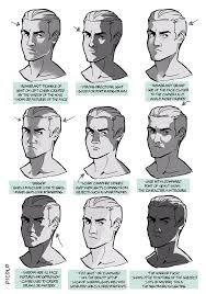 Face Lighting Reference Image Result For Face Shadows Reference Drawing Shadow