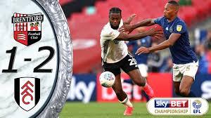 ไฮไลท์ฟุตบอลเมื่อคืน 2019/20 ฟูแล่มล่าสุด 2 - 1 วันนี้ล่าสุด🔥 04/08/2020 -  YouTube