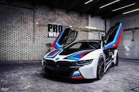 Check Out This Custom Bmw I8 Wrapped By Prowrap Professional Carwrapping In The Netherlands Bmw I8 Custom Bmw Cool Sports Cars