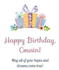 Happy Birthday Cousin Quotes Simple Best Birthday Quotes Happy Birthday Cousin Quotes Even If We Are