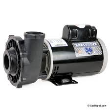 4hp waterway hot tub pump & motor 2 5\