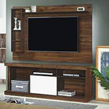 tv wall panel with led light