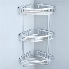 Plastic Corner Shower Shelves Corner Shower Shelf Teak Corner Shower Chrome Shelf Ceramic 100 64