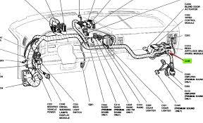 ford e motorhome where is the orange black stripe wire graphic